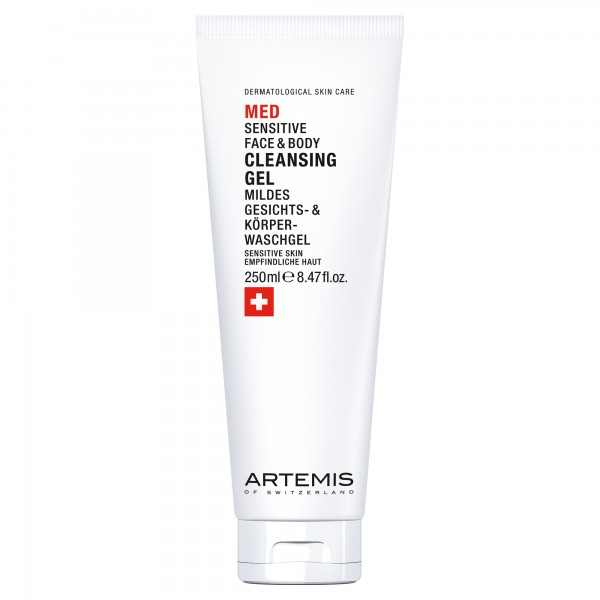 ARTEMIS MED Face & Body Cleansing Gel