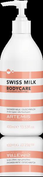 ARTEMIS SWISS MILK Shower Milk 400ml