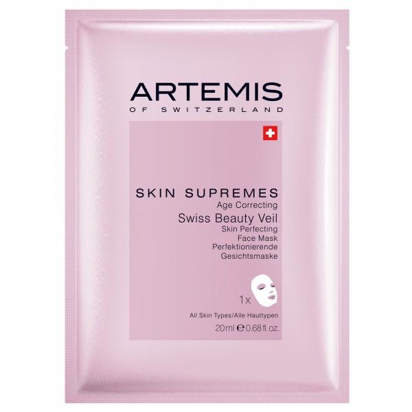 ARTEMIS SKIN SUPREMES Age Correcting Swiss Beauty Veil (Einzelmaske im Tray 10)